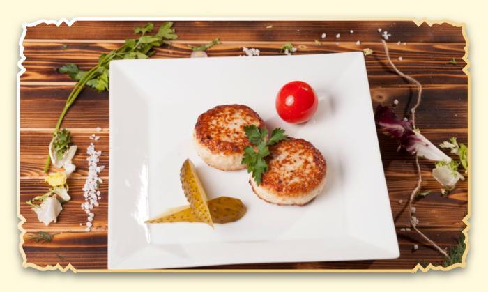 Котлеты куриные - Ресторан Восточная сказка - Восточная кухня в Миассе