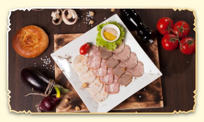 Мясное ассорти - Ресторан Восточная сказка - Восточная кухня в Миассе