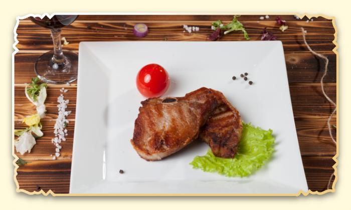 Эскалоп - Ресторан Восточная сказка - Восточная кухня в Миассе