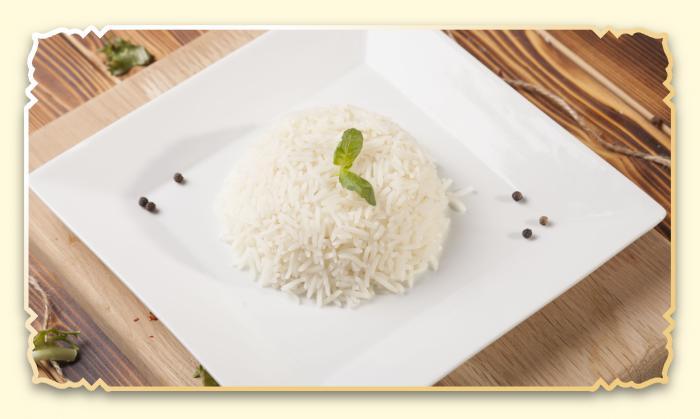 Рис - Ресторан Восточная сказка - Восточная кухня в Миассе