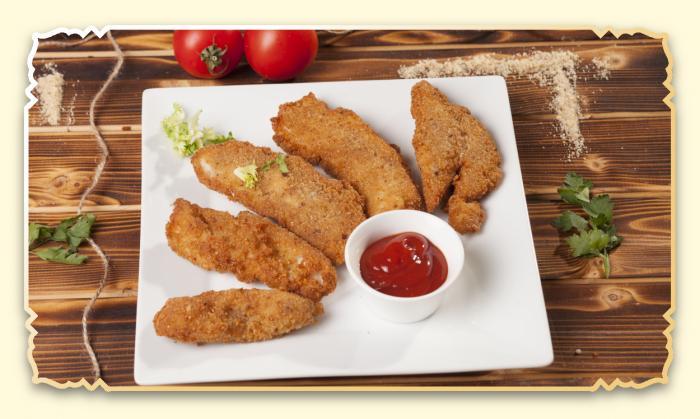 Наггетсы - Ресторан Восточная сказка - Восточная кухня в Миассе