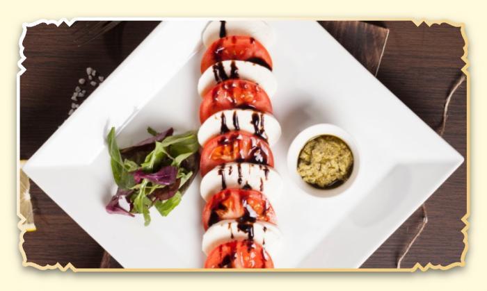 Капрезе - Ресторан Восточная сказка - Восточная кухня в Миассе
