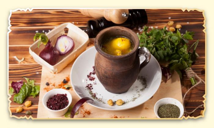Пити по-бакински - Ресторан Восточная сказка - Восточная кухня в Миассе
